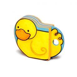 شالاپ... شولوپ... یه اردک!