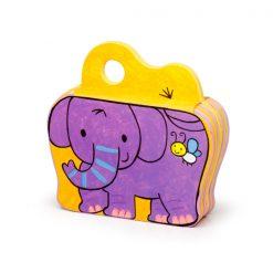 یه بچه فیل بازیگوش!